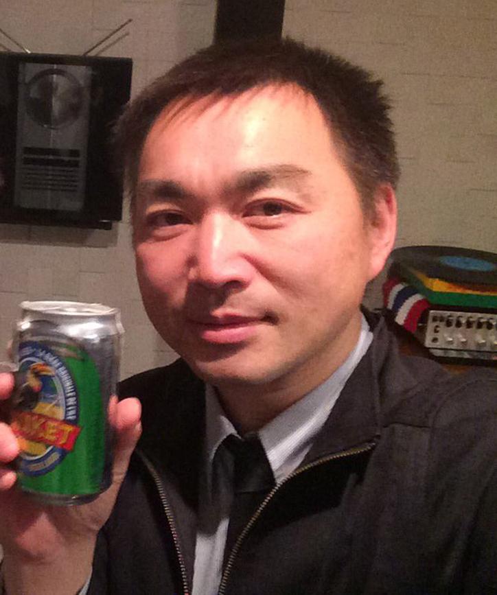 JAPANESE GENERAL MANAGER MAKOTO ENDO